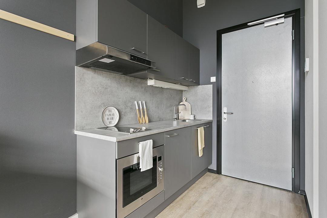Campus 053 kitchen