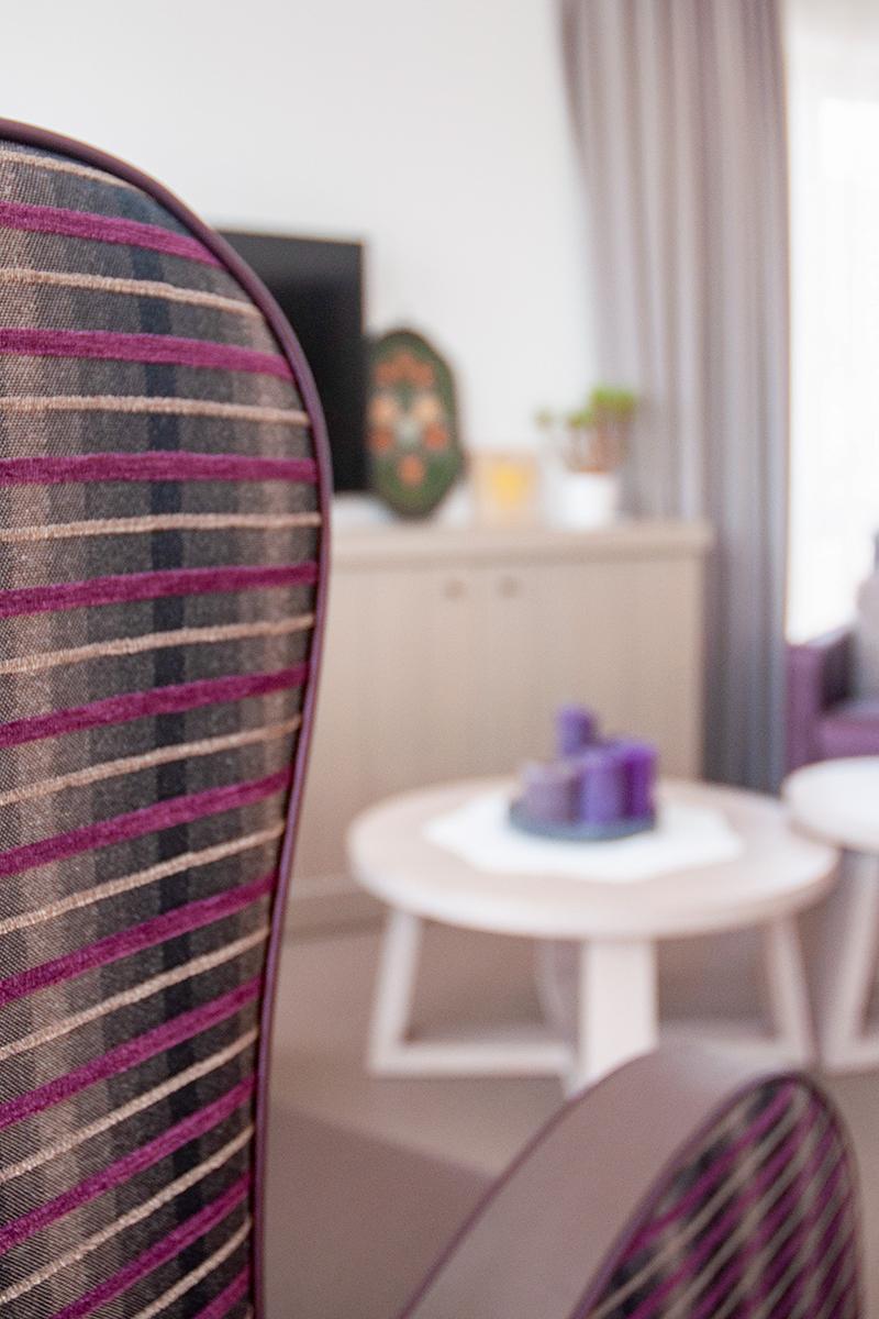 Vrijwaard Dyckzicht Den Helder fauteuil