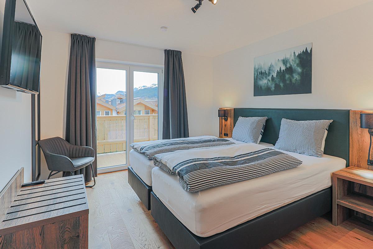 Brixen im Thale slaapkamer 1
